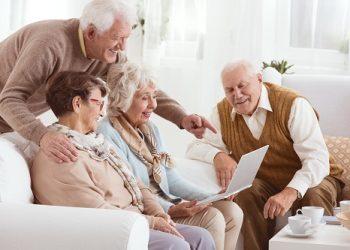 un conseiller de retraite indépendant